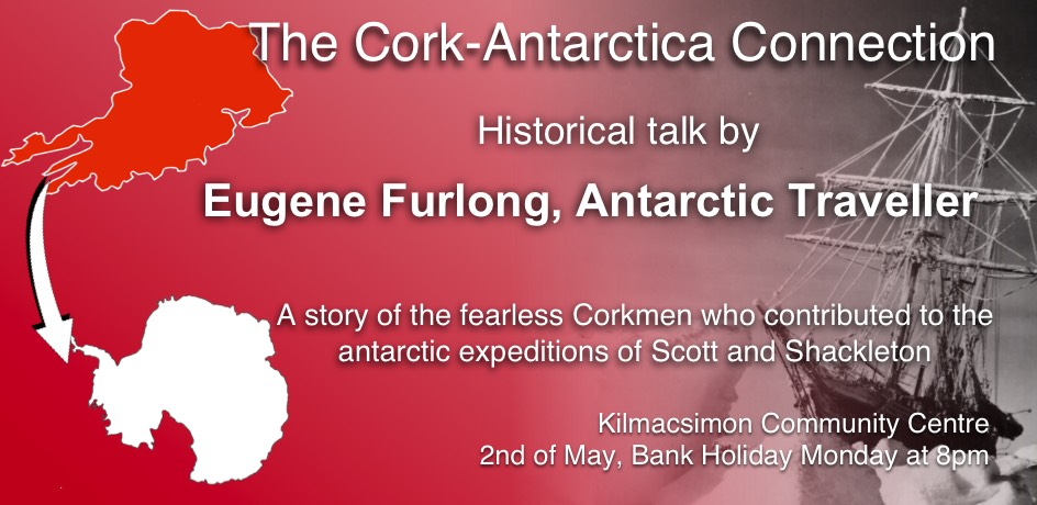 Cork Antarctica Connection